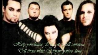 Evanescence - Bleed ( I must be dreaming ) Lyrics