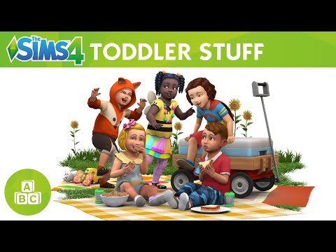 The Sims 4 Toddler Stuff: Official Trailer thumbnail