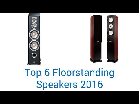 6 Best Floorstanding Speakers 2016