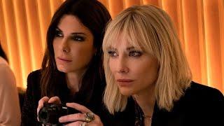 BD/DVD/デジタル予告編『オーシャンズ8』11.28リリース/11.7デジタル配信開始