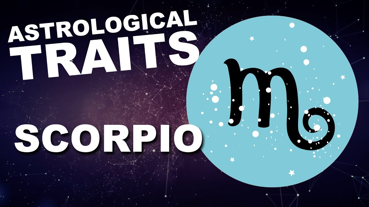 Scorpio: Astrological Traits