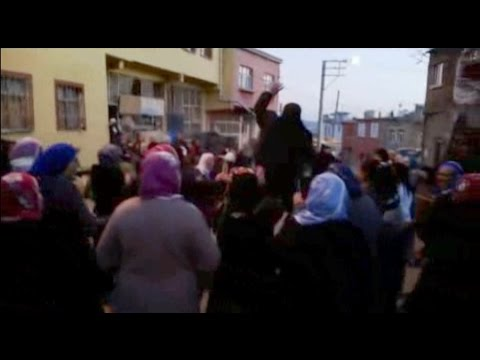 Baytürk - Fatos Mert =Metin Battal Muhtar Secim 30 Mart 2015