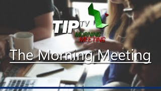 LIVE - The Morning Meeting - 23-05-17