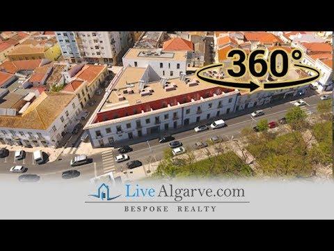 Espetacular reconstrução dá vida a Apartamentos T2, T3 e T4 em Portimão