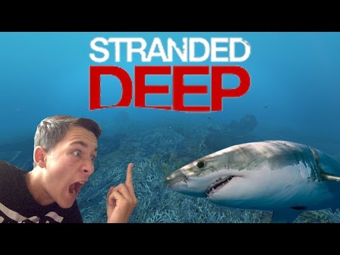 Stranded Deep - Ep.06 - Turtles, Stingrays & Toilet! | Video