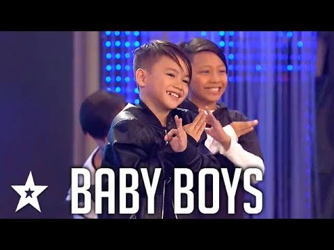 KIDS DANCE GROUP Storm Pilipinas Got Talent 2018 | Got Talent Global