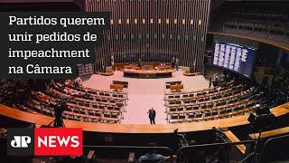 Grupo suprapartidário encabeça 'superpedido' de impeachment contra Bolsonaro