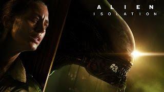 Alien: Isolation Game Movie (All Cutscenes) 1080p HD