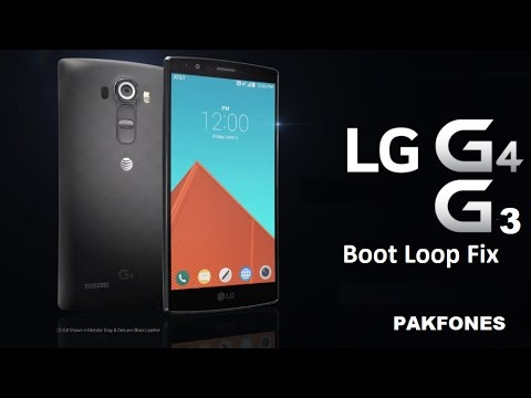 Fix bootloop restart restarting issues problems all lg