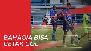 Janji Wander Luiz untuk Persib Bandung setelah Cetak Gol saat Lawan PSS Sleman
