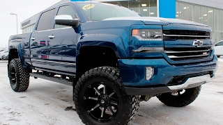 "2016 Chevrolet Silverado 1500 LTZ | ""Custom Build"" 