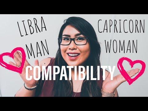 Download Libra Woman And Capricorn Man Love Compatibility Video 3GP