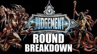 Judgement: Round Breakdown (How to play this new skirmish game)
