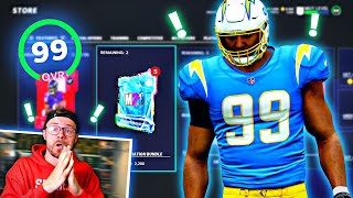 WE PULLED A 99 OVERALL IN OUR FINAL PACK EVER!! Packed Out
