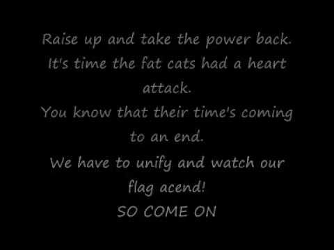 Muse - Uprising (Lyrics)