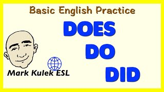 Auxiliary Verb | Do |  English Speaking Practice | ESL | EFL