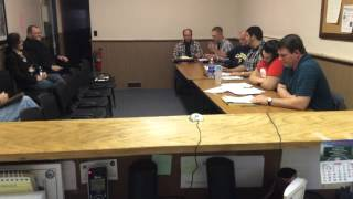 preview picture of video 'Village of Cattaraugus Board of Trustees Public Meetings'