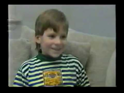 Thomas and Alexander Steen 1990 Interview