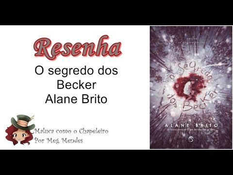 RESENHA | O segredo dos Becker - Alane Brito