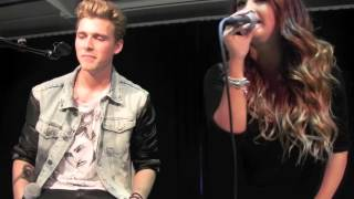 Christopher Spotify Session Stockholm - A Little Forgiveness - Christopher & Molly Sandén