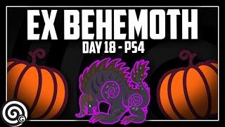 Extreme Chad Behemoth vs Virgin PS4 Hunters   MHW (PS4)