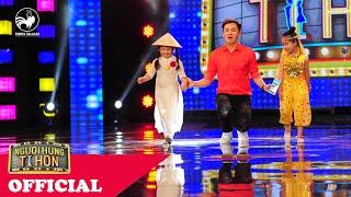 Người Hùng Tí Hon | Tập 1: Tài năng đặc biệt Ngọc Hân & Song Nhi