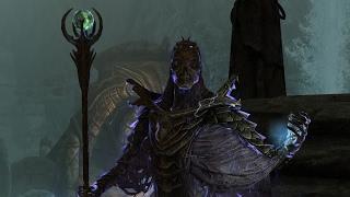 Skyrim - Morekei Boss Fight and Staff Of Magnus (Legendary)