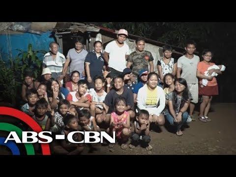 [ABS-CBN]  Rated K: Super Mommy ng dalawang dosenang anak!