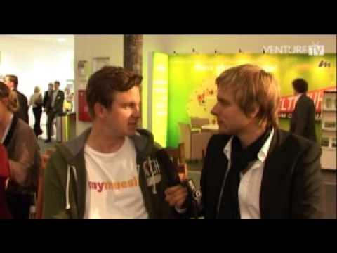 Sehenswert: Hubertus Bessau von mymuesli im Interview