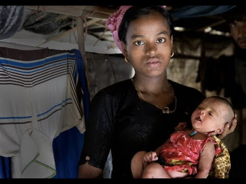 One year on - UNFPA's response to the Rohingya crisis in Bangladesh