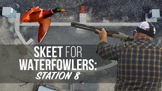 Skeet Shooting for the Waterfowler Part IV
