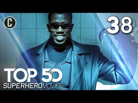 Top 50 Superhero Movies: Blade - #38