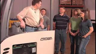 Crown DP LeadSafe Warehouse Supervisor Training