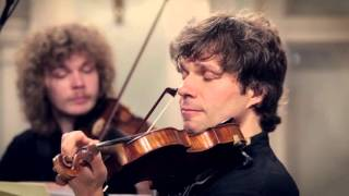 Handel - Sarabande in D minor - Rodion Zamuruev (violin) and Mobilis Ensemble