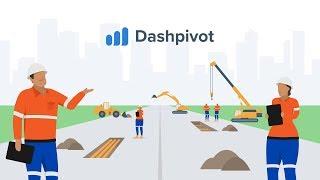 Vidéo de Dashpivot