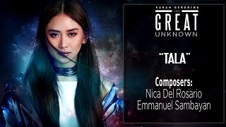 Sarah Geronimo - TALA [Official Lyric Video]