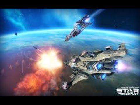 Star Conflict   бесплатная онлайн игра