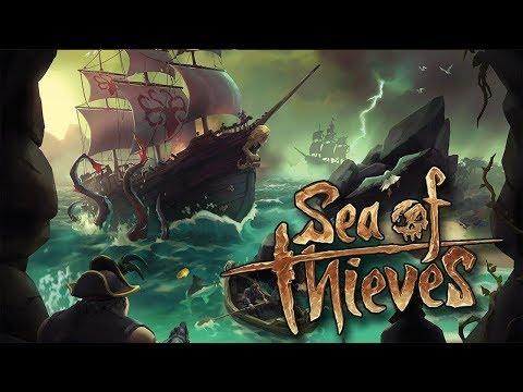 KONEČNĚ POŘÁDNÁ PIRÁTSKÁ HRA! - Sea of Thieves