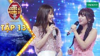 """Giọng ải giọng ai 3   Tập 13: Jang Mi & Young Ju song ca cực dễ thương với """"Sáng nay mưa"""""""