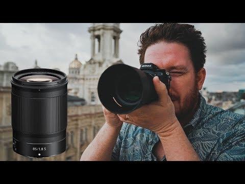 External Review Video lc0y8UVX7Lg for Nikon NIKKOR Z 85MM F/1.8 S Lens