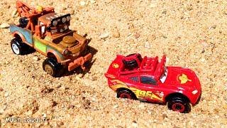 Мультики про Машинки для Детей Тачки Молния Маквин Все серии подряд #24