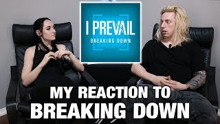 Metal Drummer Reacts: Breaking Down By I Prevail