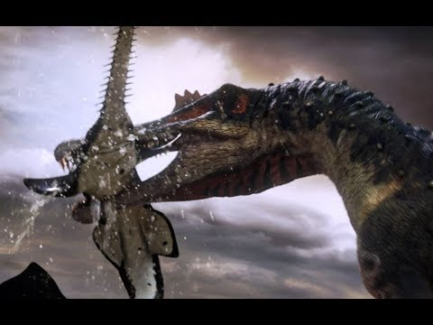 Dinosaur Documentary - The Biggest Meat Eating Dinosaur Ever: Spinosaurus Documentary 2017