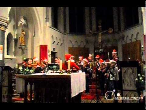 Winter Kerstfair Katwijk: Hark The Herald Angels Sing