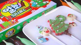 ?얼초 크리스마스 파티 Christmas Party Korean Chocolate Kit