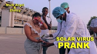 SOLAR VIRUS PRANK With Mark Angel And Zfancy (Mark Angel Comedy)