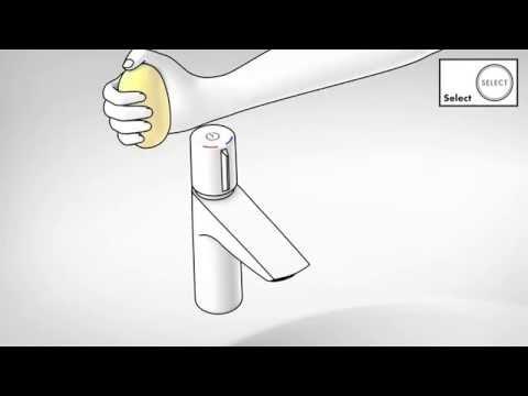 Смеситель для раковины Hansgrohe Talis Select S (72040000) 4