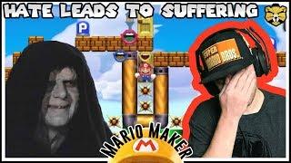 Let The Salt Flow Through You! Super Expert 100 Man Mario Maker
