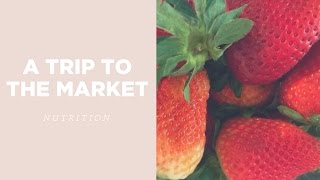 Benefits to Shopping at Your Local Farmers Market