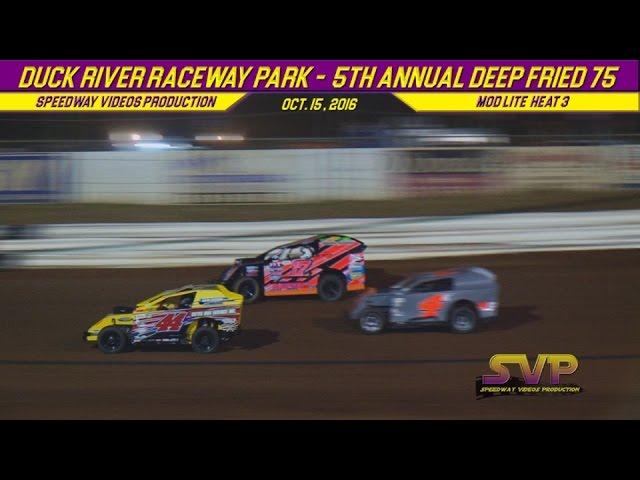 YouDirt com - Duck River Raceway Park Mod Lite Feature